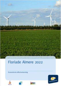 voorkant studie Floriade Almere 2022