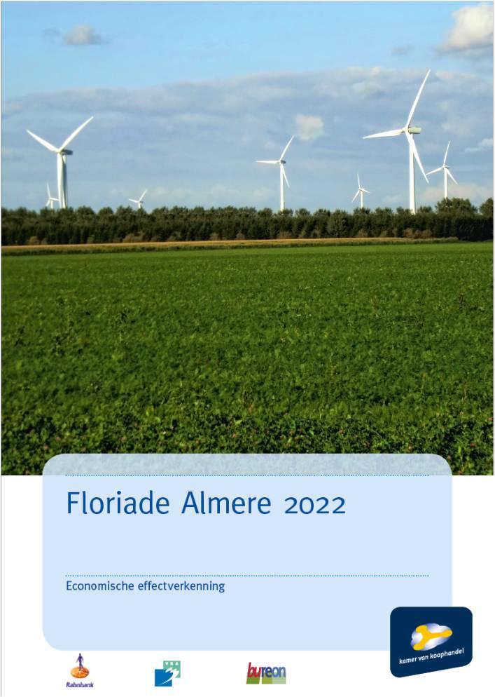 Verkenning economische effecten Floriade 2022 Almere