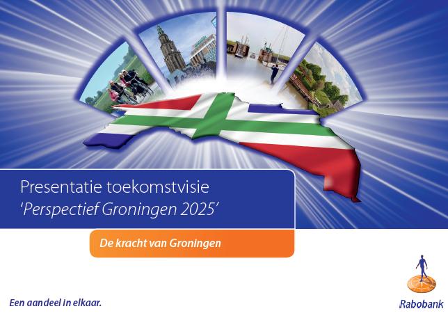 Perspectief voor Groningen richting 2025