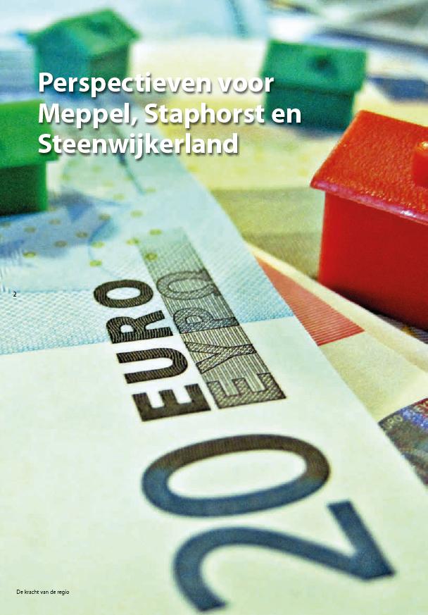De Kracht van de regio Perspectieven voor Meppel, Staphorst en Steenwijkerland
