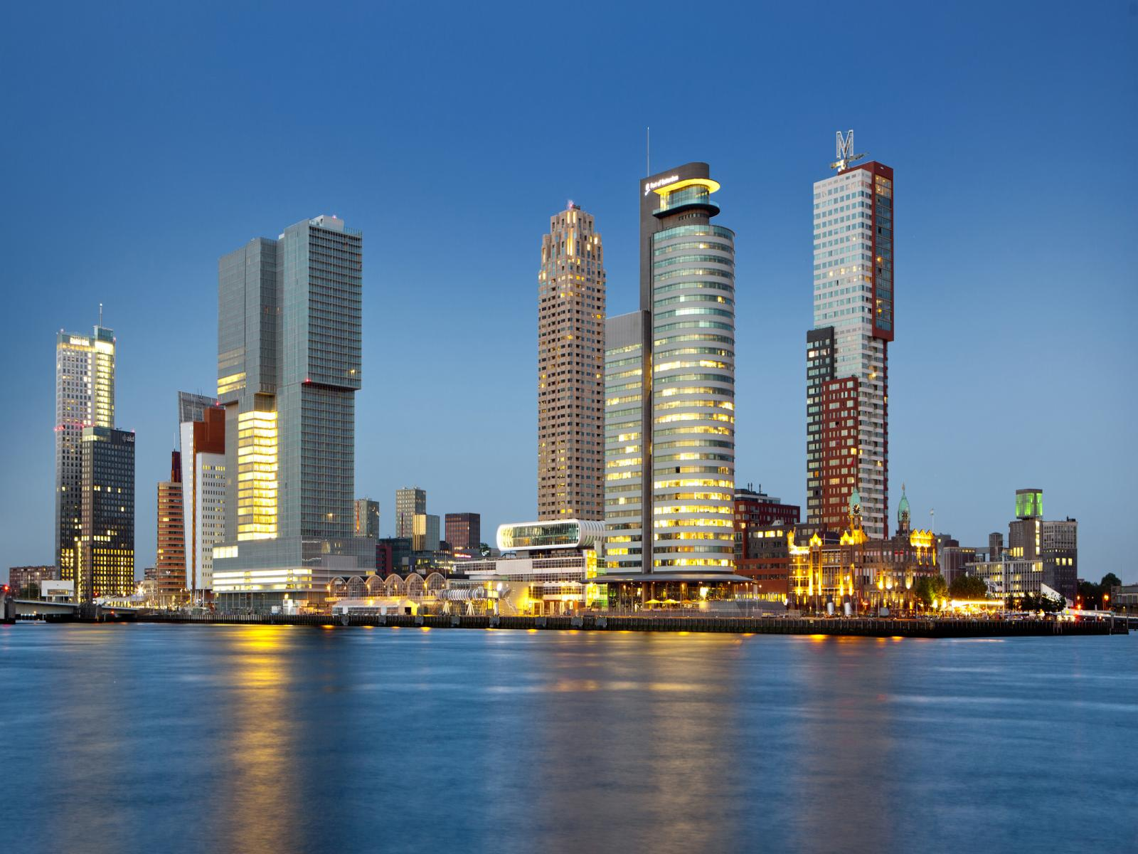 Economische Verkenning Rotterdam 2018