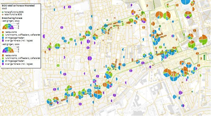 Ruimtelijke analyses voor BOG-strategie Woonstad Rotterdam